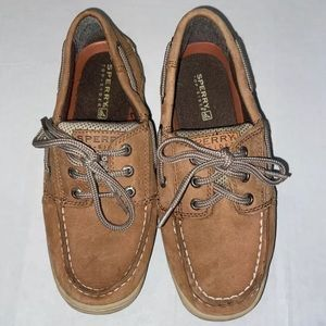 Sperry Top Sider Boys Size 3